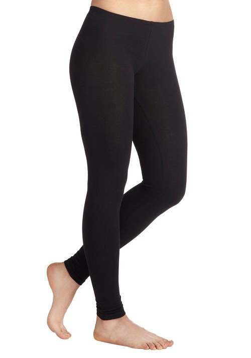 Black Cotton Leggings – I Need Leggings