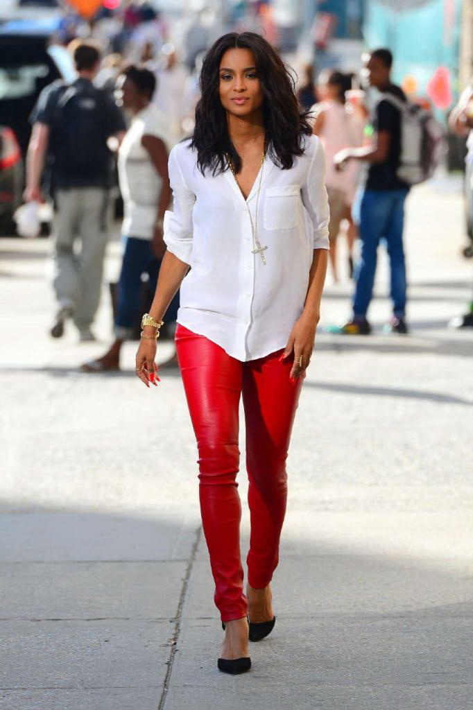 Red Leather Leggings u2013 I Need Leggings