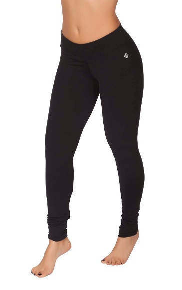 Black Workout Capris - Breeze Clothing