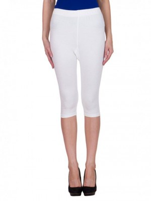 White Capri Leggings – I Need Leggings
