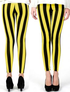 Black and Yellow Leggings Images