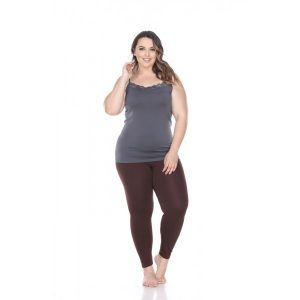 Pictures of Plus Size Brown Leggings