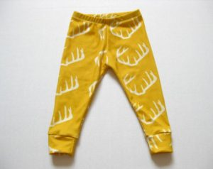 Yellow Baby Leggings Images