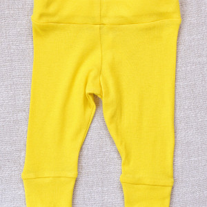 Yellow Baby Leggings Photos