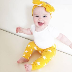 Yellow Baby Leggings Pictures