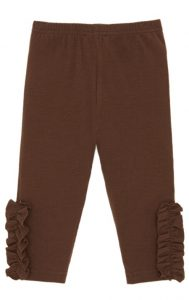 Baby Leggings Brown