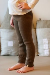 Images of Brown Baby Leggings