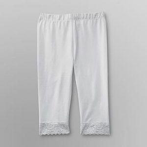 White Leggings for Baby
